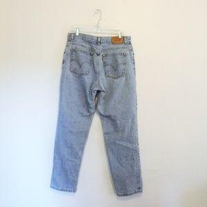 550 Vintage Levi Jeans